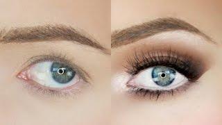 Droopy Eyes Makeup Tutorial! | Stephanie Lange thumbnail
