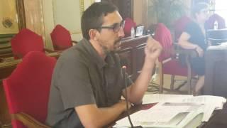 Pleno Murcia. Luis Bermejo da una lección de economía y reparte zascas