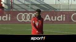 Nach Verletzungsschock: So steht es um Bayern-Star Kingsley Coman | SPORT1 - DER TAG