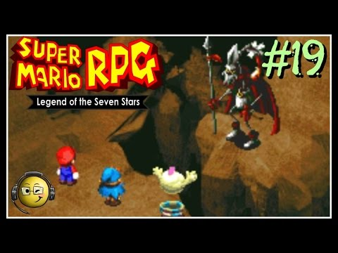Let'S Play Super Mario Rpg Part 19: From Yaridovich To Land'S End