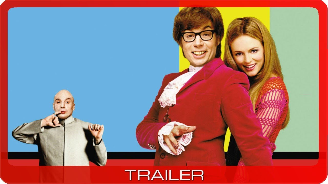 Austin Powers - Spion in geheimer Missionarsstellung ≣ 1999 ≣ Trailer