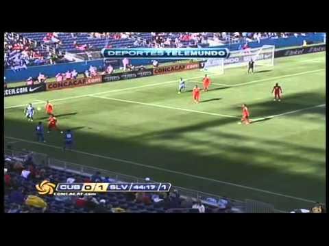 EL Salvador  4 vs Cuba 0 (Pre-Olimpico)  { Full } London 2012 (Olympic Games)