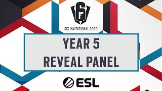 Year 5 Panel - Six Invitational 2020 - Playoffs - Day 8
