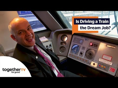 Is Driving A Train The Dream Job? | All Aboard East Coast Trains
