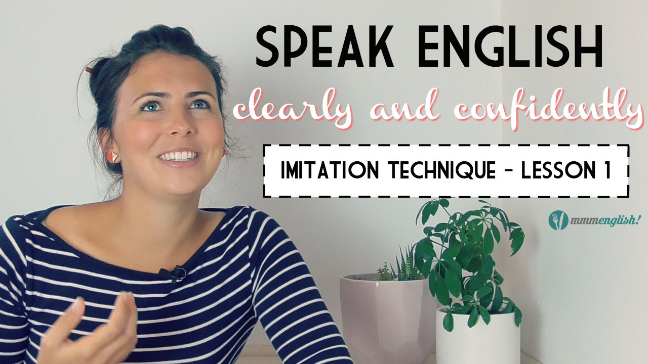 Download Lesson 1 - Speak English Clearly! The Imitation Technique