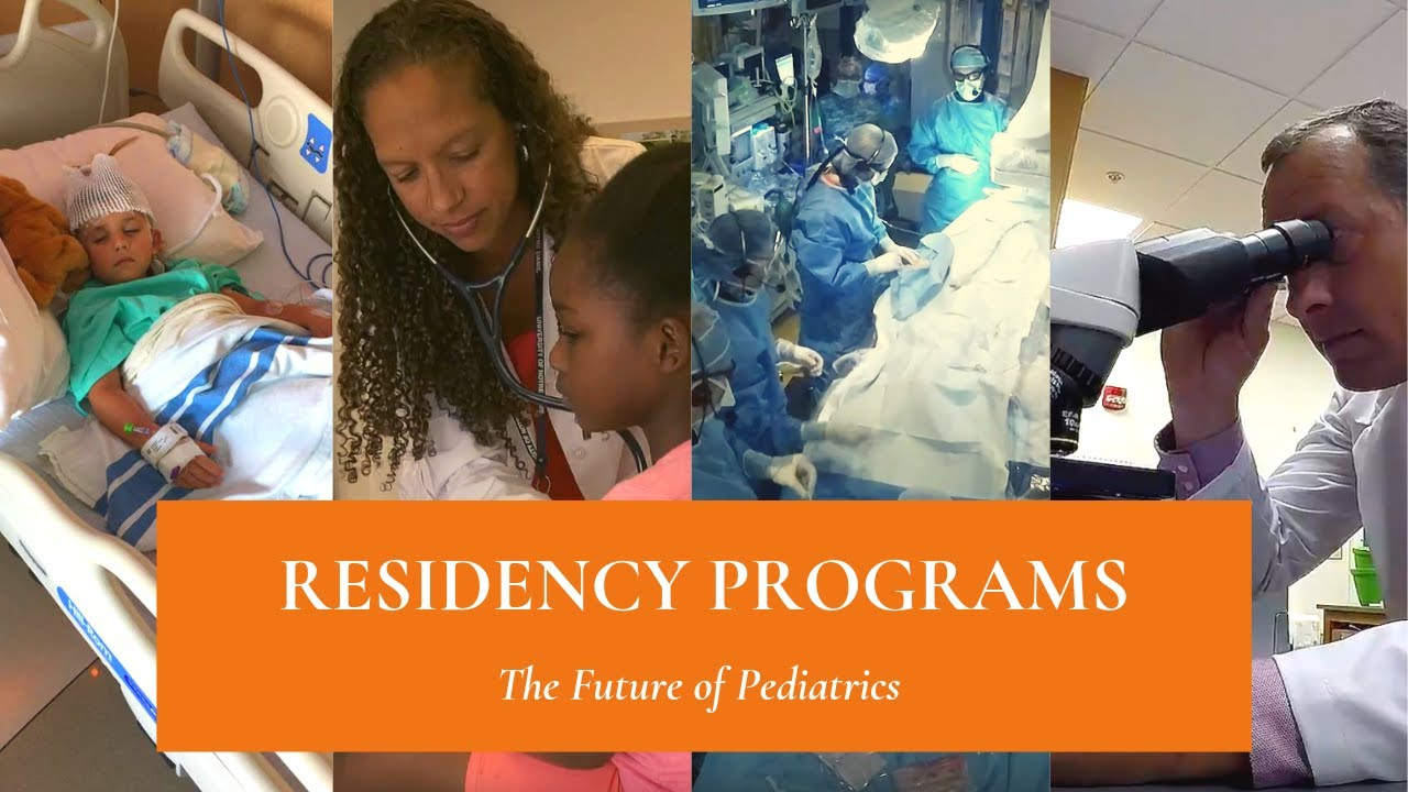 Internal Medicine - Pediatric Residency