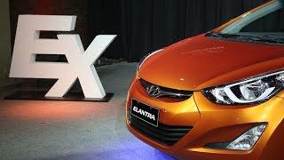 Hyundai Elantra EX 新車發表