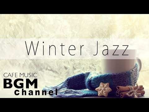 Cover Lagu Winter Jazz Music - Calm Cafe Music - Cozy Jazz Music For Work, Study STAFABAND