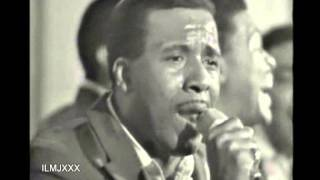 THE FOUR TOPS - STANDING IN THE SHADOWS OF LOVE (LIVE PARIS FRANCE 1967)