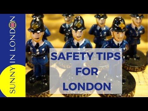 Travel Safety Tips for Visiting London