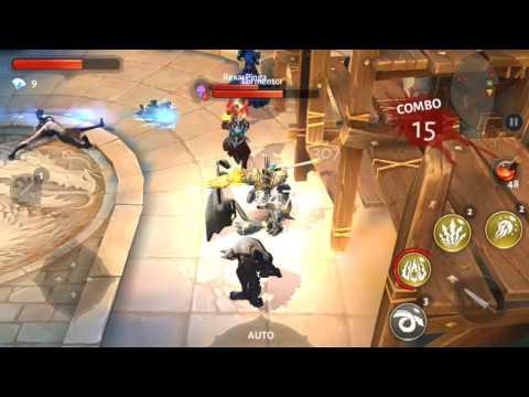 Dungeon Hunter 5 Multiplayer