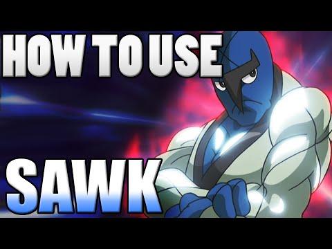 Pokémon How To Use Sawk Sawk Moveset Pokemon Omega Ruby And