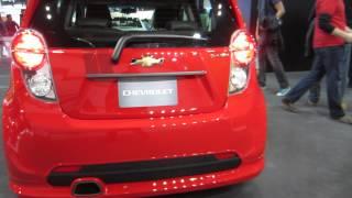 Chevrolet Spark Z Spec Concept 2013 Videos