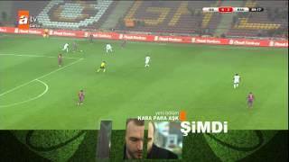 Türkiye Ziraat Kupası: Galatasaray 4 EskİŞehİrspor 2  /3 Aralik 2014 Umut Bulut&