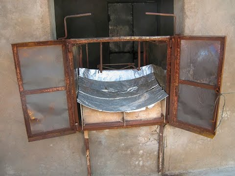 Science Cafe: The Physics of Solar Ovens