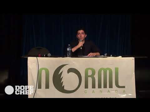 Cannabis and Driving with Jonathan Zaid | NORML 2017