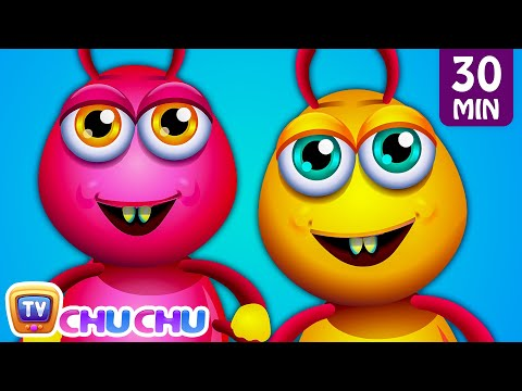 Thumbnail: Incy Wincy Spider, Itsy Bitsy Spider and More Videos | Popular Nursery Rhymes by ChuChu TV