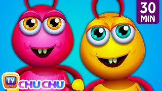 Incy Wincy Spider, Itsy Bitsy Spider and More Videos | Popular Nursery Rhymes by ChuChu TV(Incy Wincy Spider, Itsy Bitsy Spider and More Videos | Popular Nursery Rhymes Collection by ChuChu TV ..., 2015-03-26T11:05:45.000Z)