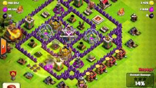 clash of clans clan vid