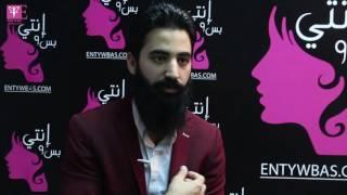 خاص بالفيديو .. أحمد سعدون يوضح تجاربه مع عروض الأزياء الرجالي