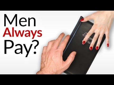 should men always pay