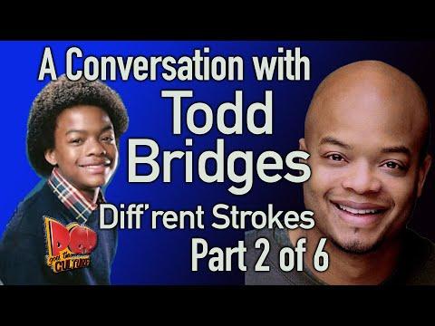 A Conversation with Todd Bridges Part 2 of 6