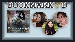 Clockwork Angel   Bookmarked Book Club