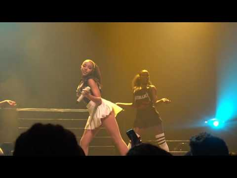 Tinashe - Party Favors: Montreal (09/09/2016)