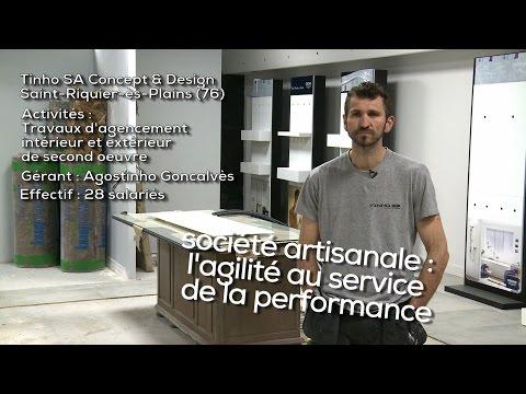 Paroles d'entreprise - Société artisanale : l'agilité au service de la performance