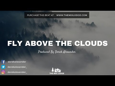 Fly Above The Clouds  Prod Dax Hamma  EDM Type Beat Instrumental