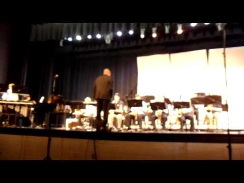 "All-District Jazz Band ""Buffalo Head"""