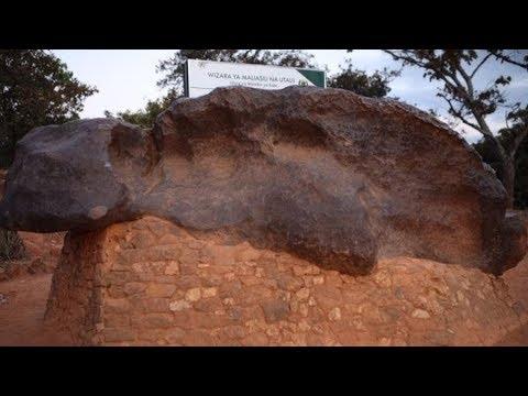 Kimondo cha Mbozi: Jiwe lililotokana na 'taa ya wachawi' Tanzania