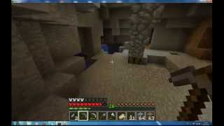 Lets Play Minecraft 7# Eine Schlacht und Strapaze
