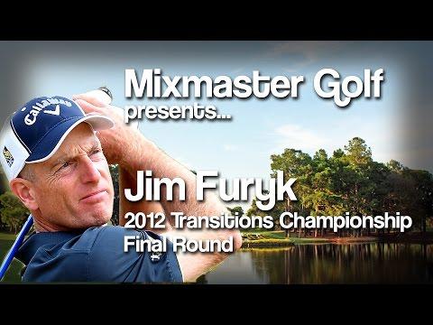 Jim Furyk - 2012 Transitions Championship Final Rd - Mixmaster Golf