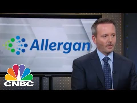 Allergan CEO: Patent Misunderstanding | Mad Money | CNBC