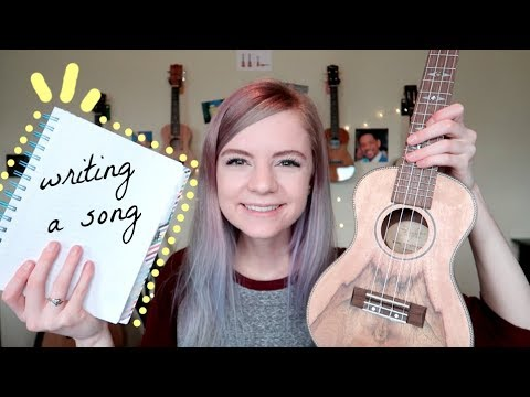 My advice on how to write a song!