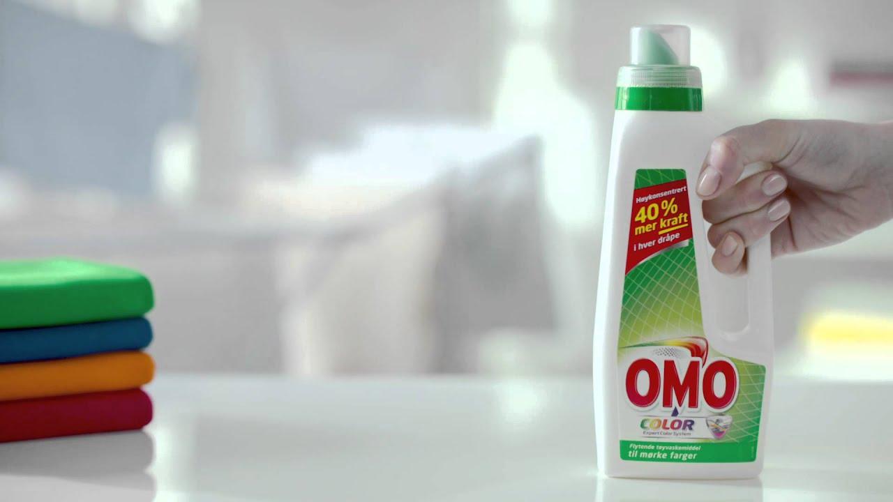 f35cc476 OMO | Effektive vaskemidler - Skånsomme mot miljøet