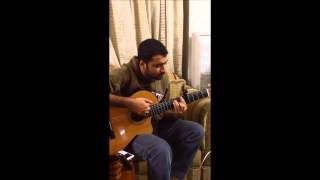 ألي نساك انساه - عزف عراقي