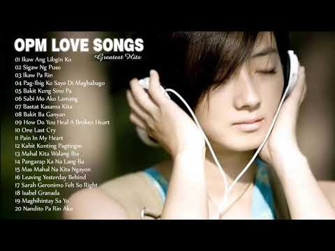 OPM Nonstop Love Songs 2017 | Best OPM Tagalog Love Songs Collection