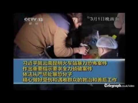 Train station mass stabbing attack 'was China's 9/11'