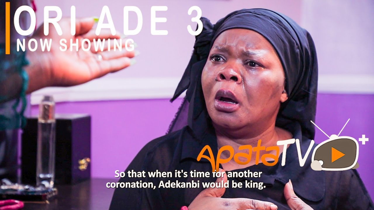 Ori Ade 3 Latest Yoruba Movie 2021 Drama Starring Sanyeri | Bimbo Oshin | Dele Odule | Yinka Quadri