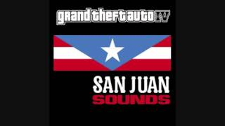 """San Juan Sounds"" khriz & angel -ven bailalo ""Grand Theft Auto IV"""