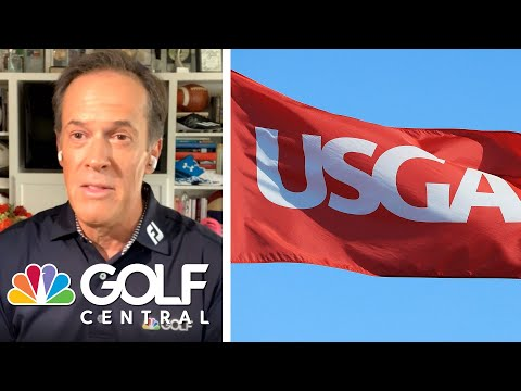 USGA Events Return To NBC | Golf Central | Golf Channel