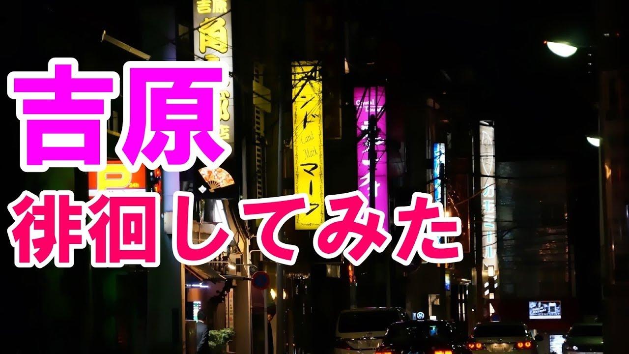 【風俗街】高級ソープ街吉原を徘徊2020/2その1 遊郭 花魁도쿄 요시하라 Walking around Yoshiwara Tokyo 유흥가 海关街道