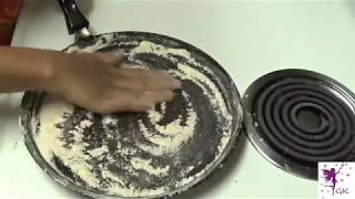 Non stick dosa tawa maintenance tips in tamil with english subtitle