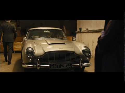Skyfall - Aston Martin DB5 Reveal