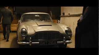 Skyfall - Aston Martin DB5 Reveal