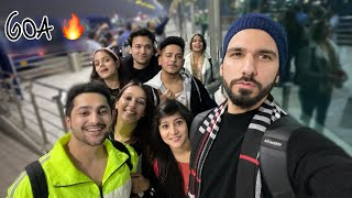 Goa First Time 🔥 | Mohit Chhikara Vlog