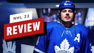 NHL 22 Video Review (Video Game Video Review)