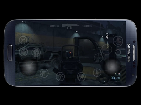 call of duty android apk data